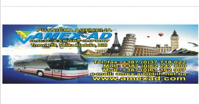 Amex – Ad d.o.o – Putnička agencija