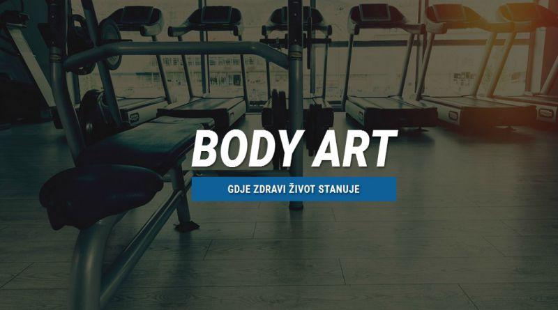 Body Art Fitness Centar Promocija Biznisa