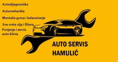 Auto servis Hamulić – Cazin