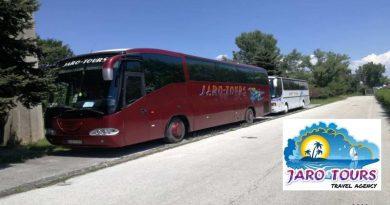 JARO TOURS D.O.O. – Putnička agencija